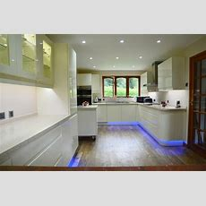 Energy Efficient Led Downlights Combined With Colour
