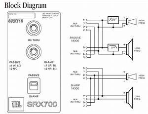 2-way Crossover  Bi-amp  1 2 Khz