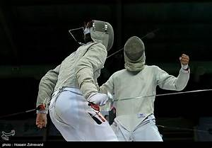 Iran's Sabre Team Wins Silver Medal at World Cup
