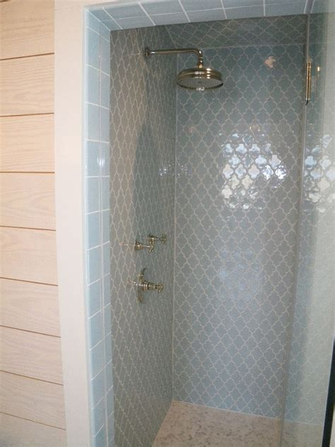 sumptuous arabesque tile  bathroom charleston  small