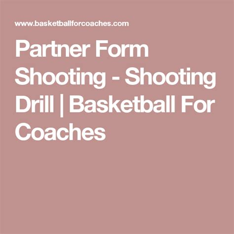 youth basketball shooting form drills partner form shooting shooting drill basketball for