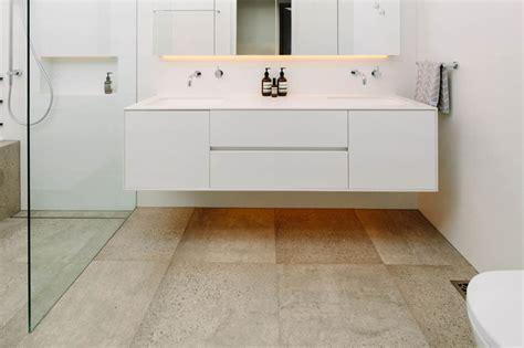 6 Captivating Concrete Look Tiles