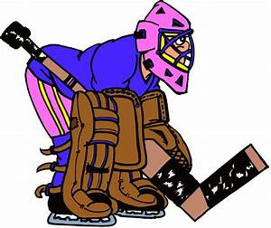 Ice Hockey Goalie Pictures - Cliparts.co