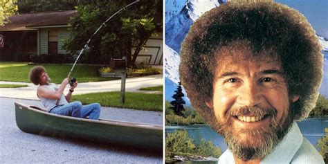 Things You Never Knew About Bob Ross