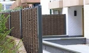 Cloture Aluminium Castorama : castorama brise vue brise vue tresse lbzh ~ Melissatoandfro.com Idées de Décoration