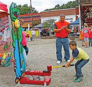 Festival flourishes in spite of weather - Lake Gaston ...