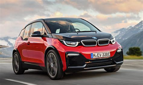 bmw   range price   electric car design