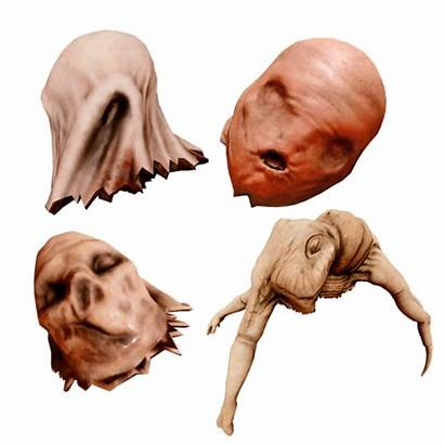 Mutant Head Forest Creepy Wiki Gamepedia