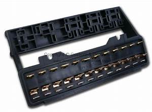 111937505m German Quality Fuse Box 12 Fuse T1 8  72 77