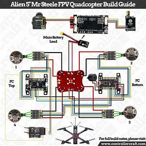 Controller Craft Alien 5 U0026quot  Mr Steele Wiring Diagram