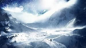 Arctic Snowstorm