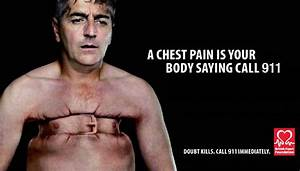 Chest Pain  Denial Is Not A River In Egypt