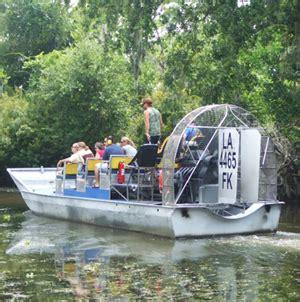 fan boat new orleans test insta gator ranch hatchery insta gator ranch