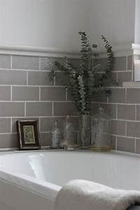28 grey and white bathroom tile ideas and pictures for Bathroom grey tile