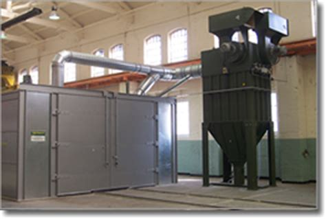 dust extraction hodge clemco
