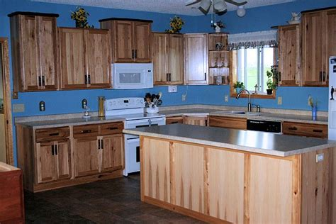 a rustic hickory kitchen barn wood furniture rustic