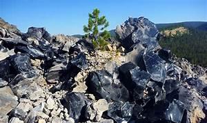 Tumbled Black Obsidian (USA) - Moonrise Crystals
