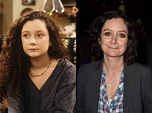 Sara Gilbert from Roseanne Cast: Then and Now | E! News