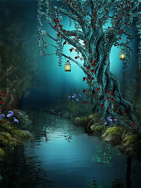 Beautiful Magical Wallpaper by Beautiful Magic Forest Background Magic Forest