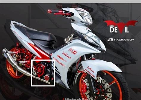 Suzuki Smash Fi Backgrounds by Racing Boy Engine Cover Alloy For Yamaha Lc135 New