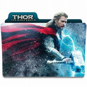 Thor The Dark World 2013 Folder Icon by sonerbyzt on ...