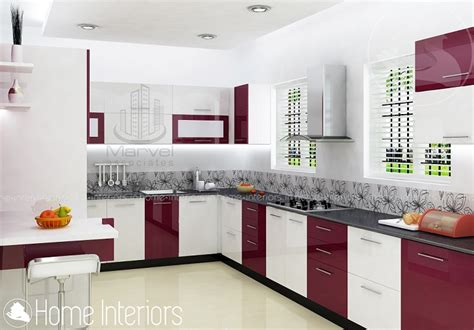 kitchen interior design images fascinating contemporary budget home kitchen interior design