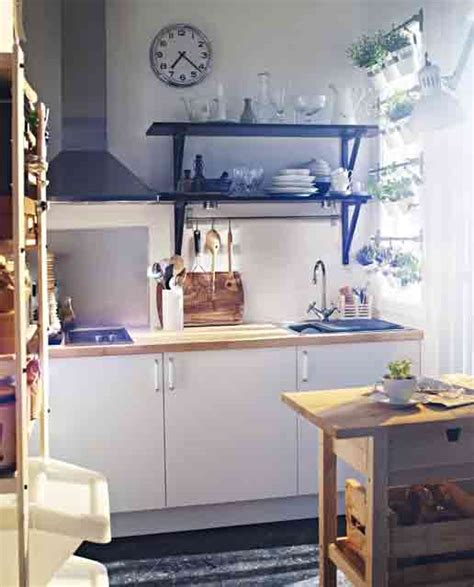 Ideas For A Tiny Kitchen by 33 Cool Small Kitchen Ideas Digsdigs