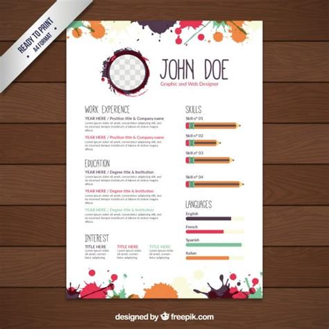 Free Color Resume Templates Word by 25 Melhores Ideias Sobre Modelos De Curr 237 Culo No Layout De Curr 237 Culo Modelo De Cv