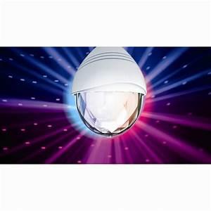 Ampoule Boule à Facette : ampoule disco rotative motoris e 360 xanlite ampoule ampoule pile clairage technique ~ Teatrodelosmanantiales.com Idées de Décoration