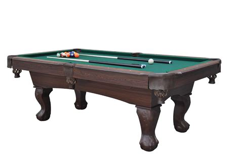 5 foot pool table 7 5 ft billiard table classic style and quality finish