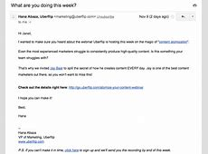 How to Create Webinar Invitations that Drive Registrations
