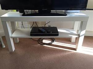 Full House Clearance IKEA LACK TV Bench TV Stand