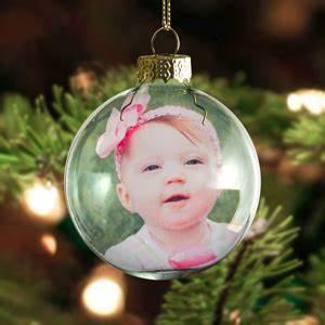 Weihnachtskugeln Selbst Gestalten : deko anh nger mit foto und text als schmuck f r ihr ~ Lizthompson.info Haus und Dekorationen