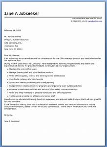 office manager cover letter resume and cover letter With client service coordinator cover letter