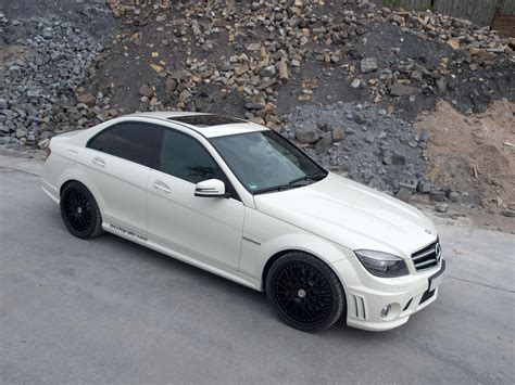2011 Mercedesbenz C63 Amg By Mcchip Review  Top Speed