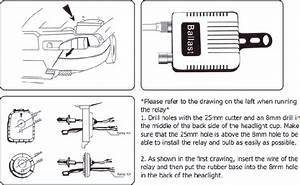 Wiring Diagram For Xenon Hid Light