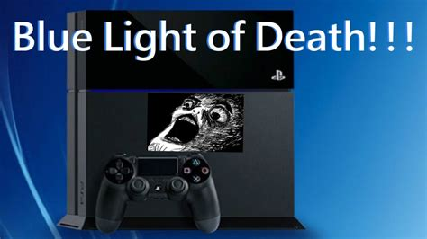 ps4 blue light of ps4 blue light of why you should wait on next