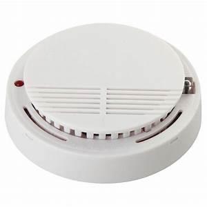 Detecteur De Fumée : d tecteur de fum e connect nice solutions ~ Melissatoandfro.com Idées de Décoration