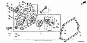 Honda Frc800 Ac Rototiller  Jpn  Vin  Fahj