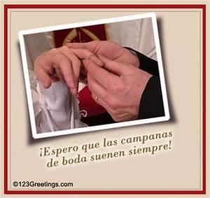 a spanish wedding card free wedding etc ecards greeting With wedding cards messages in spanish