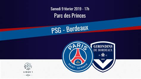 Match : PSG/Bordeaux, diffusion, commentateurs et ...