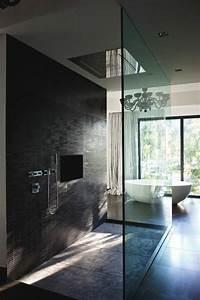 Fenetre Dans Douche : la salle de bain avec douche italienne 53 photos ~ Melissatoandfro.com Idées de Décoration