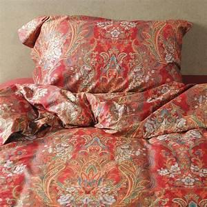 Boho, Paisley, Print, Luxury, Duvet, Quilt, Cover, And, Shams, 3pc