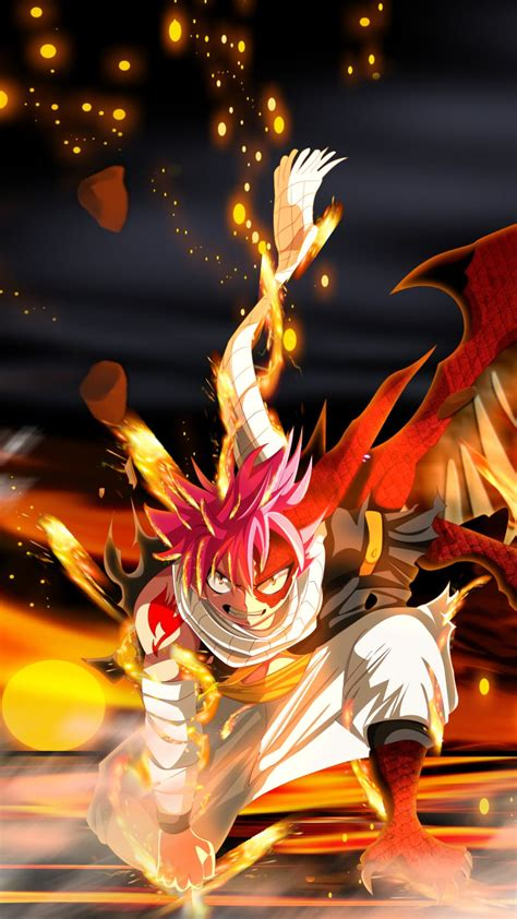 fairy tail iphone wallpapers top   fairy tail