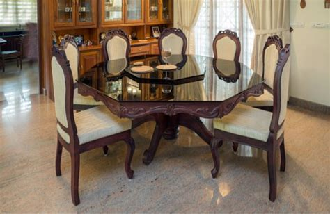octagon dining table set  rs set wooden dining table set id