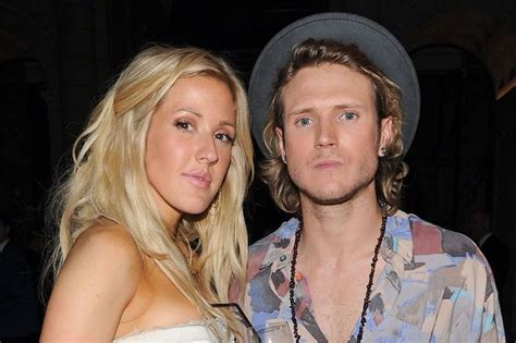 Ellie Goulding and Dougie Poynter on date after McBusted ...