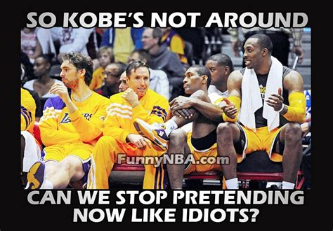 La Lakers On No Kobe Funny Clips | NBA FUNNY MOMENTS