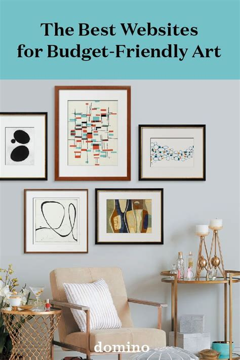 From the stores you likely already frequent (like wayfair and amazon) to stores you didn't know carried home items in the first place (hello, h&m and nordstrom rack!), here's where you can score amazing deals on the stylish home. The Best Websites for Art Lovers on a Budget   Cheap wall ...