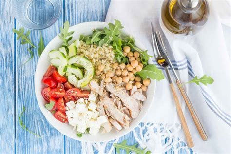 cuisine cretoise assiette crétoise au poulet cuisine addict cuisine