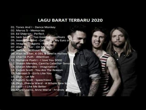 Selamat datang di ~ esc musik channel ini berisi kumpulan musik² remix, dj slow, dj terbaru, terlengkap dan terupdate. Kumpulan Lagu Barat Terbaru 2020 Terpopuler Di Indonesia Lagu Pop Terbaru 2019 : Free Download ...